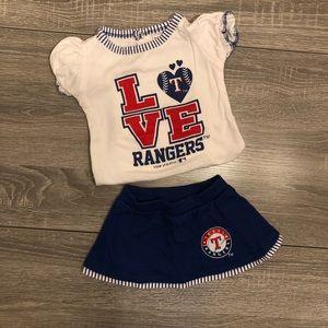 Other - Texas Rangers Set